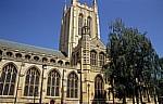 St Edmundsbury Cathedral (Kathedrale) - Bury St Edmunds