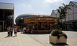 Arc Shopping Centre: Karussell - Bury St Edmunds