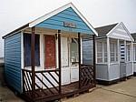 Strandhäuschen - Southwold