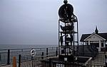 Southwold Pier Water Clock (Wasseruhr) - Southwold