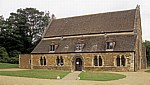 Oakham Castle (Schloß): The Great Hall - Oakham