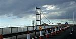 Humber Bridge (Hängebrücke) - Lincolnshire