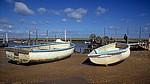 Morston Quay: Ruderboote - Morston
