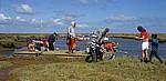 Morston Quay: Crabbing (Krabbenfischen) - Morston