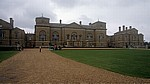 Holkham Hall: Nordfassade - Wells-next-the-Sea