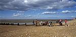 Hunstanton Beach (Strand): Ponyreiten - Hunstanton