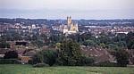 Blick auf Canterbury - Canterbury