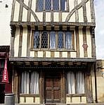 Palace Street: Historisches Fachwerkhaus - Canterbury