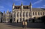 Stadhuis van Brugge (Rathaus) - Brügge