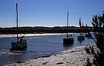 Morston Quay: Segelboote - Morston
