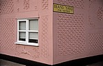 The Street / Beans Yard: Cottage (Detail) - Traditionelle Putztechnik - Stoke-by-Clare
