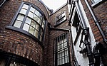 59 Rodney Street: The Hardmans' House - Rückseite - Liverpool
