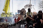 Canning Dock: Sea Odyssey - Giant Spectacular (Royal de Luxe)  - Liverpool