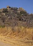 Felsformationen - Matopos National Park