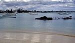 Bucht: Boote - Grand Baie