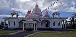 Shiv Kalyannath Mandir Tempel - Grand Baie