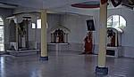 Shiv Kalyannath Mandir Tempel: Innenraum - Grand Baie