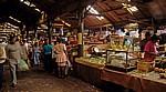 Marché Central (Markt): Obststände - Port Louis