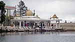Ganga Talao: Hindu-Tempel - Grand Bassin