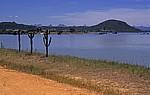 Osborne Dam (Erdschüttungsstaudamm): Stausee - Manicaland Province