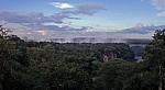 Victoria Falls Hotel: Blick auf die Viktoriafälle / Mosi oa Tunya (der donnernde Rauch) - Victoria Falls