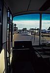 Blick aus dem Bus auf die EN 103 - Tete