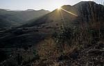 Longmuir Road (Gorode-Road): Landschaft zwischen Chiwerewere und Livingstonia - Northern Region