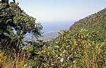 Lukwe EcoCamp: Blick zum Malawisee - Livingstonia