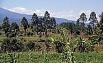 Landschaft - Poroto-Berge