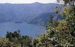 Kratersee - Poroto-Berge