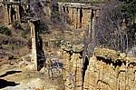 Isimilia Stone Age Site (Steinzeitausgrabungsstätte): Erdpyramiden - Isimilia