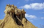 Isimilia Stone Age Site (Steinzeitausgrabungsstätte): Erdpyramide - Isimilia