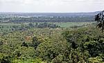 Blick von den Sanja Falls in das Hinterland - Udzungwa Mountains National Park