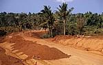 Fahrt Mtemere Gate, Selous Game Reserve - Daressalam: Straßenbau - Pwani Region