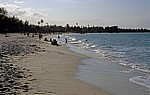 Kipepeo Beach: Strandleben - Daressalam