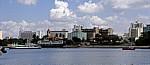 Fähre Kigamboni - Kivukoni: Hafen - Daressalam