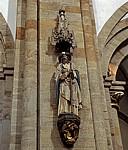 Dom St. Peter: Jakobus-Statue - Osnabrück