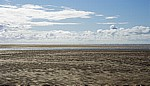 Beach (Strand) und Wassersaum - Southport