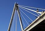 Marine Way Bridge (Brücke) - Southport