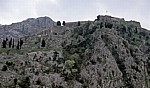 Kastio Sveti Ivan (Festung San Giovanni) - Kotor