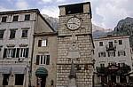 Stari Grad (Altstadt): Gradski sat (Uhrturm) - Kotor