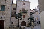 Stari Grad (Altstadt): Häuser - Kotor