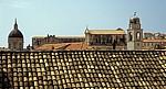 Stari Grad (Altstadt): Blick über die Dächer - Dubrovnik