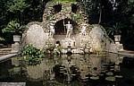 Arboretum von Trsteno: Neptunbrunnen - Trsteno