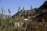 Blick auf den Ort - Pocitelj