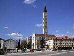 Crkva Svetog Petra i Pavla (Franziskanerkloster) - Mostar
