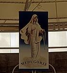 Gebetsstätte: Plakat Medugorje - Medjugorje