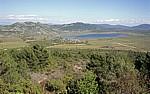 Blick auf Naturpark Hutovo Blato - Herzegowina-Neretva