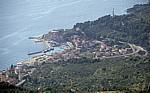Blick auf Podgora - Gespanschaft Split-Dalmatien