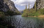 Cetina-Canyon - Gespanschaft Split-Dalmatien